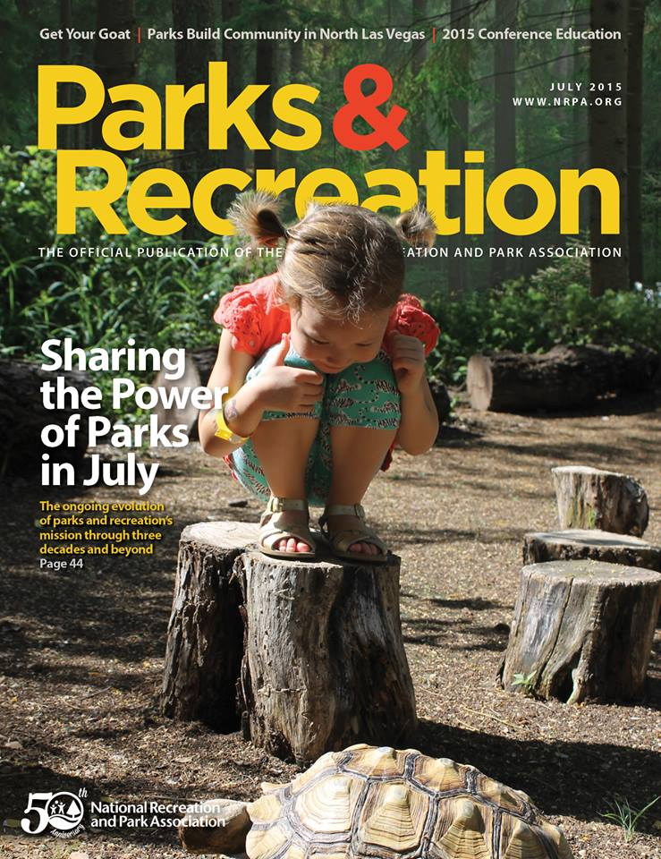 Parks & Recreation July 2015