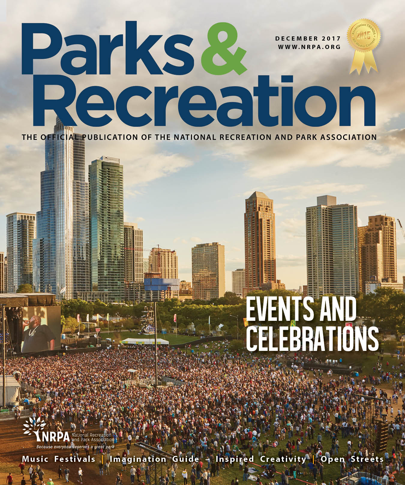 Parks & Recreation Magazine