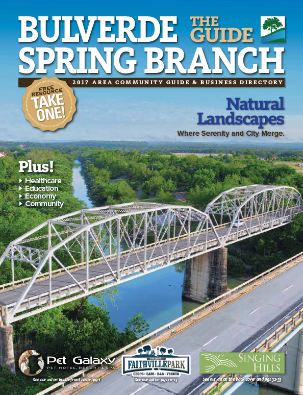 Bulverde Spring Branch the Guide